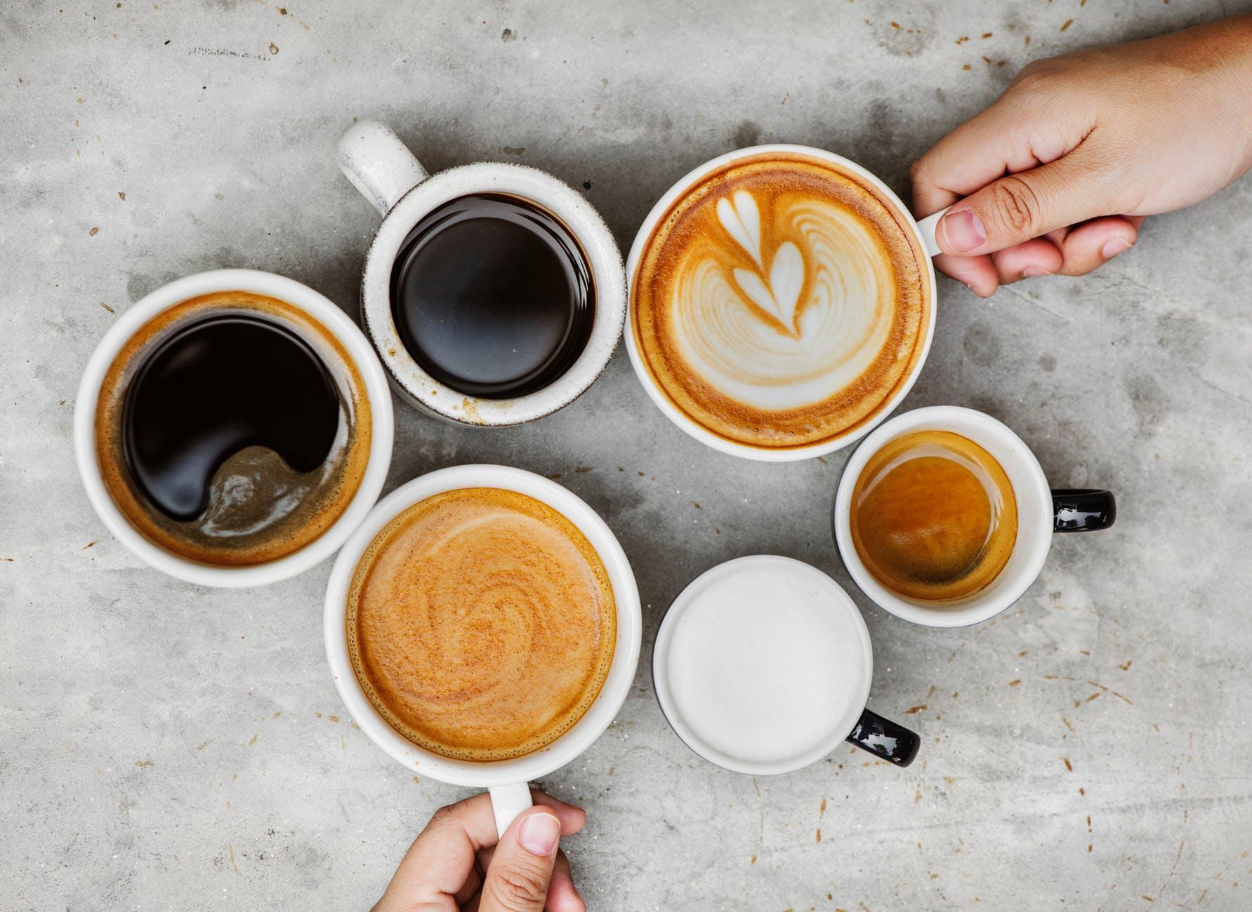 Café y desayunos